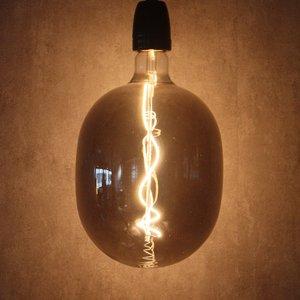 LED Filament Egg Smoke