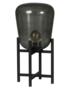 Tafellamp Benn Zwart Smoke